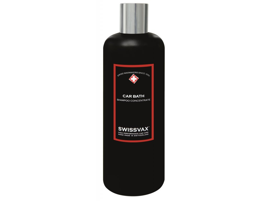 swissvax Car Bath Opaque 470