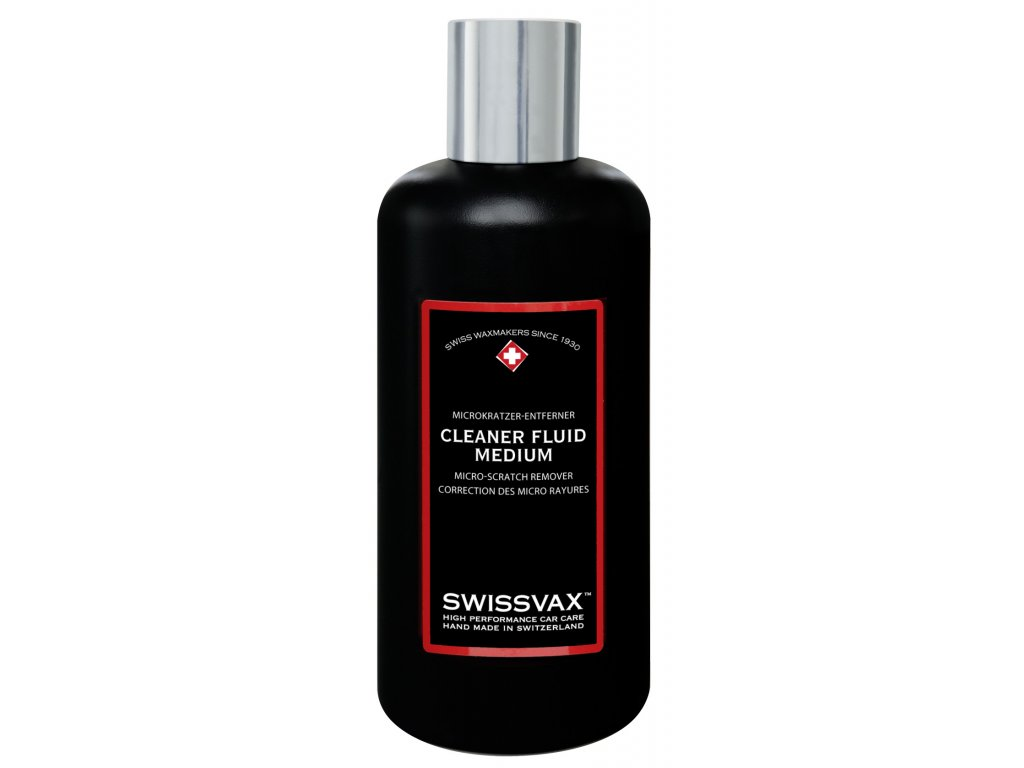 Swissvax Cleaner Fluid medium 250