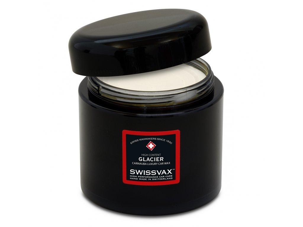 Swissvax Glacier 200ml vosk pro bílé automobily