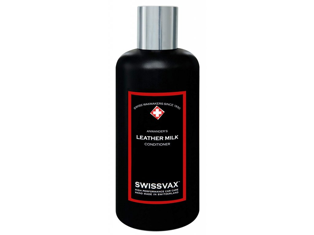 swissvax leather milk 250