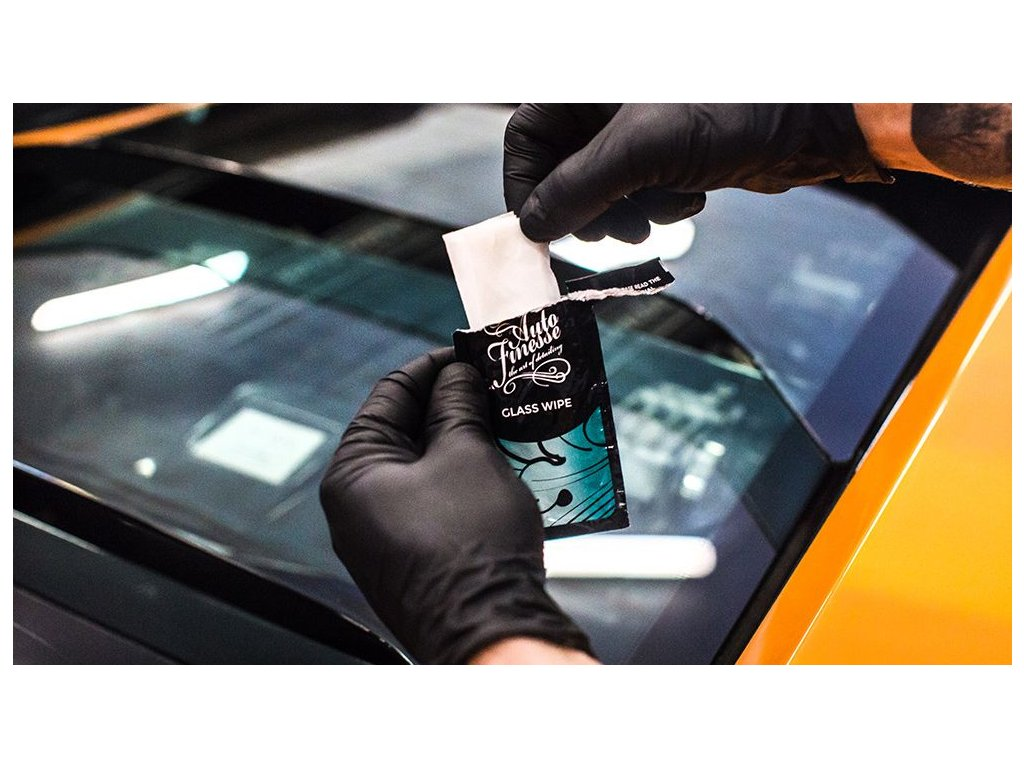 auto finesse caramics glass protection