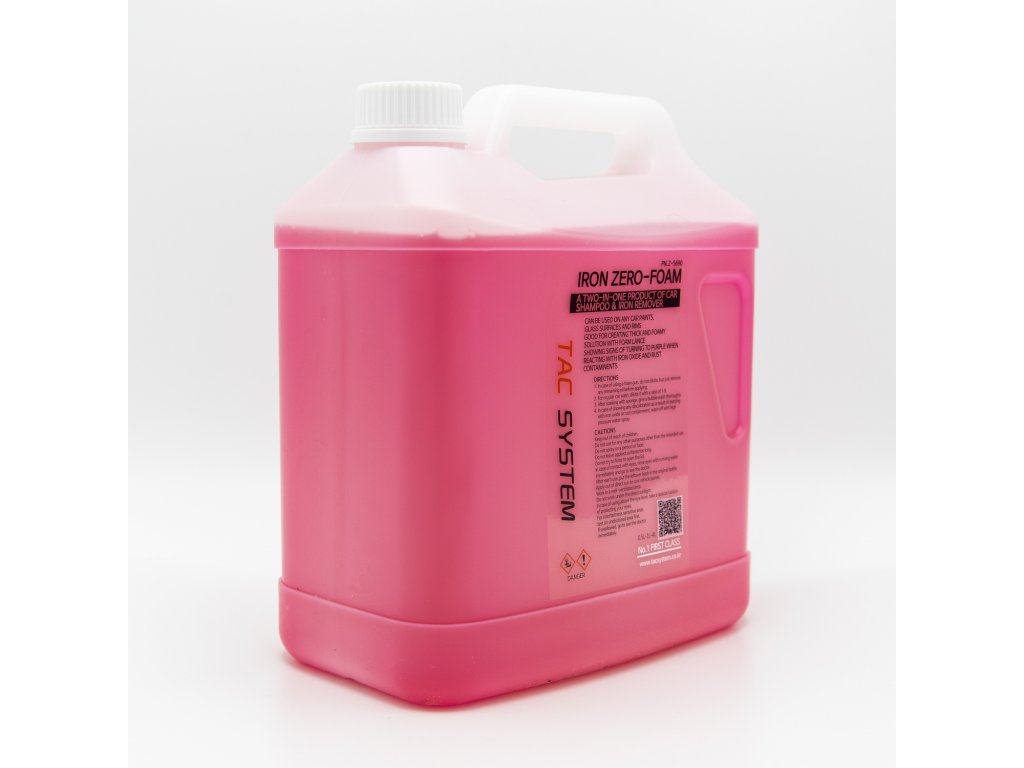 tacsystem iron zero foam 4000ml