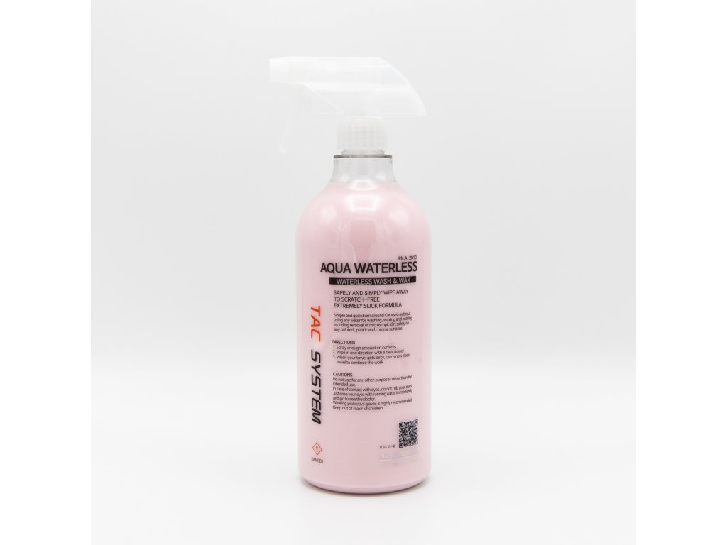 tacsystem aqua waterless 1000ml