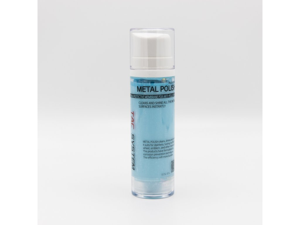 tacsystem metal polish 150ml
