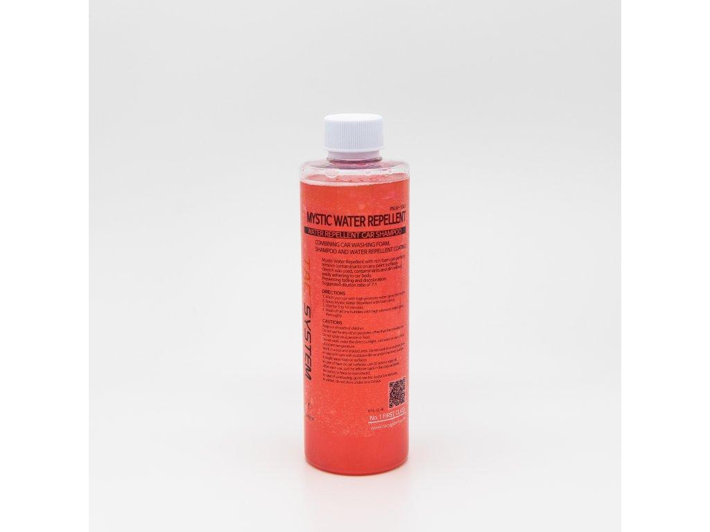 Tac System Mystic Water Repellent 500ml autošampon s křemičitým sealantem