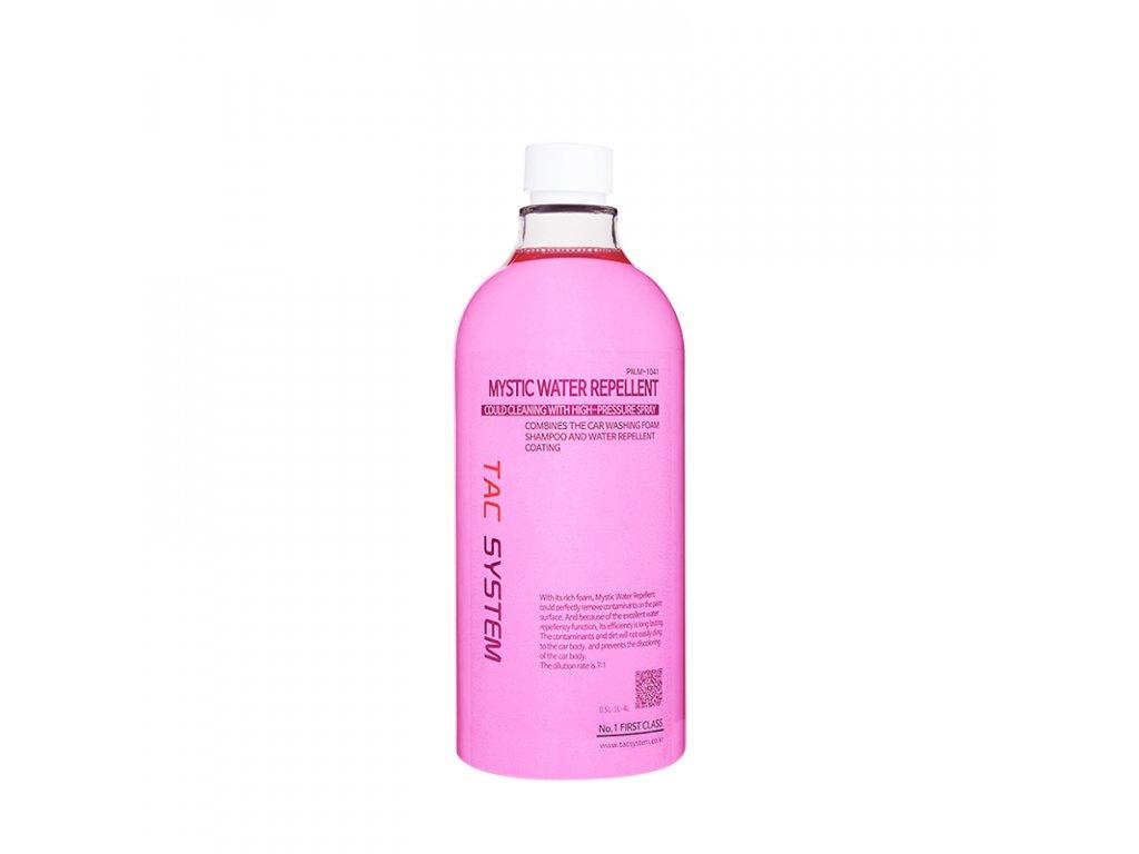 Tac System Mystic Water Repellent 1L autošampon s křemičitým sealantem