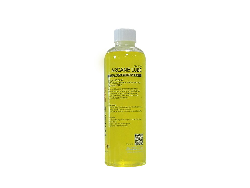 Tac System Arcane Lube 500ml clay lubrikace