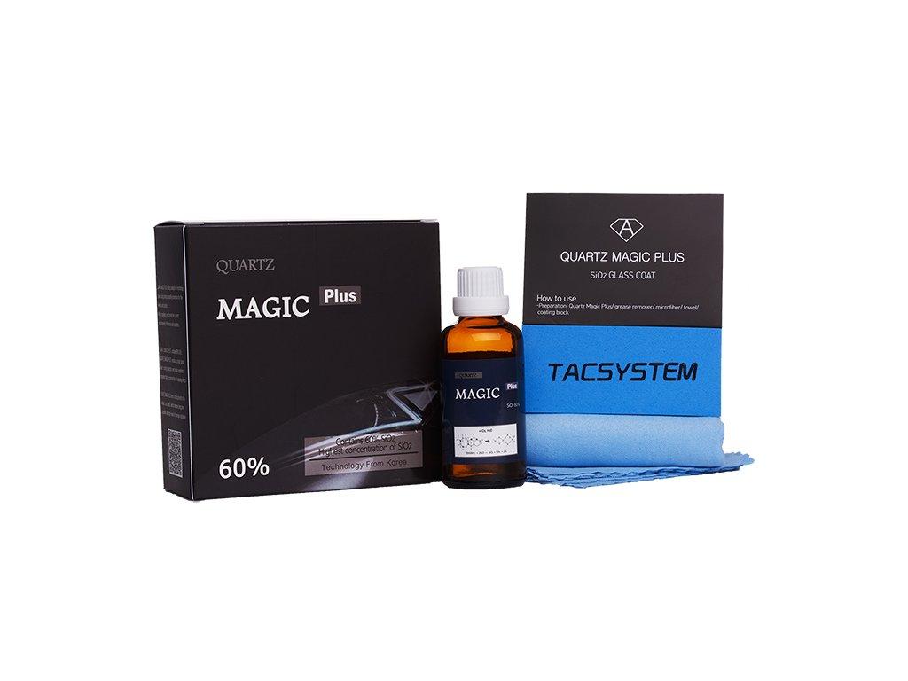 Tac System Quartz Magic Plus 50ml nanopovlak na kola a plasty