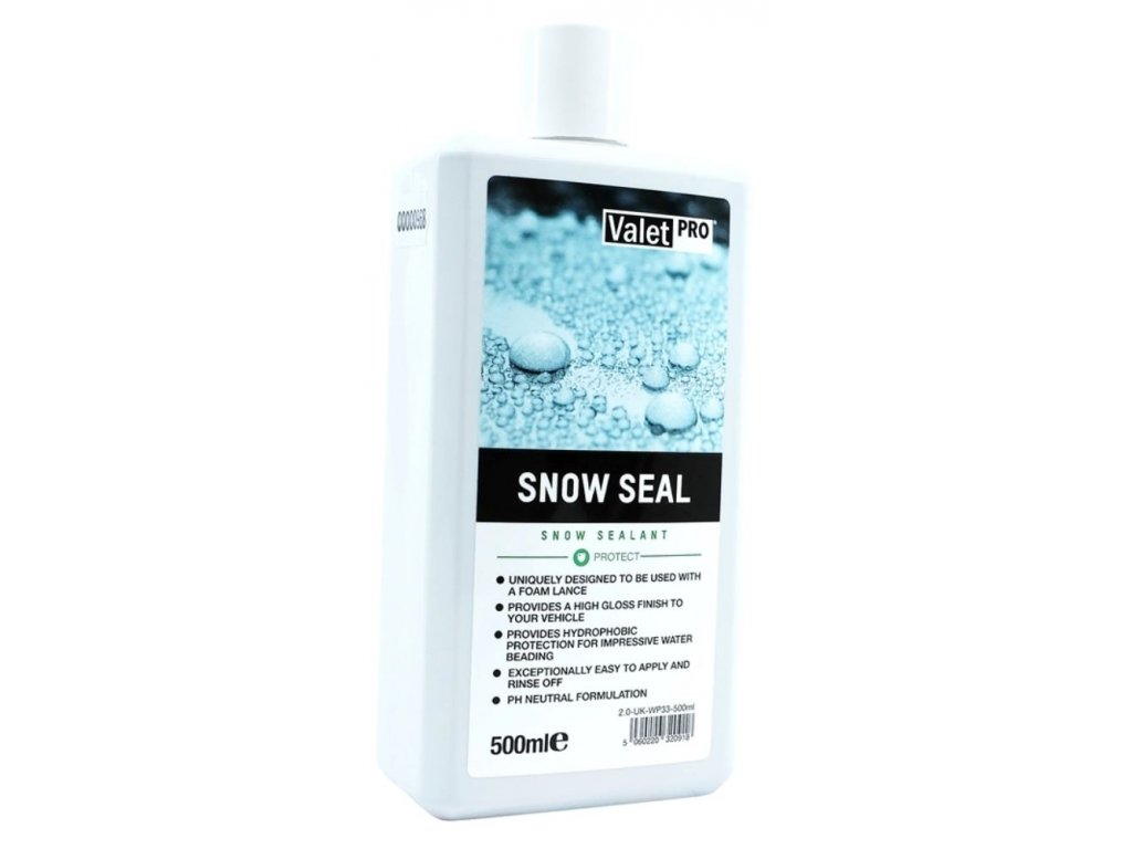 valetpro snow seal 500