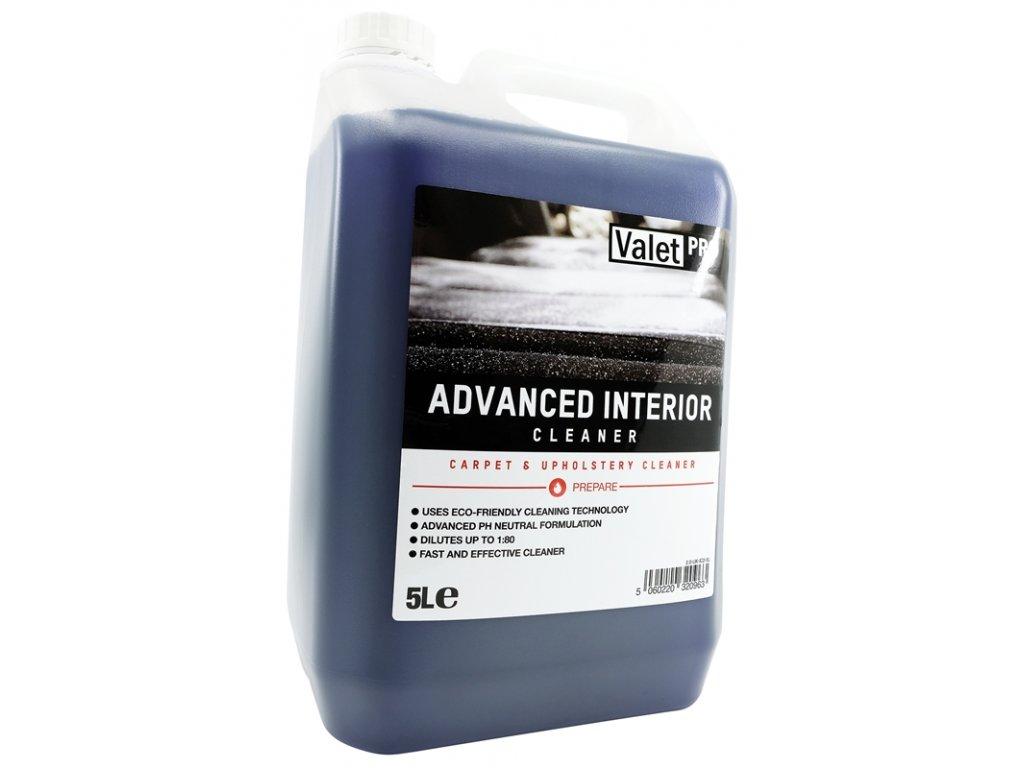 valetpro advanced interior cleaner 5l