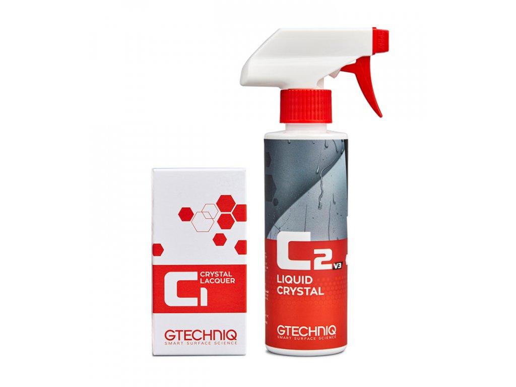 Gtechniq C1 C2 500