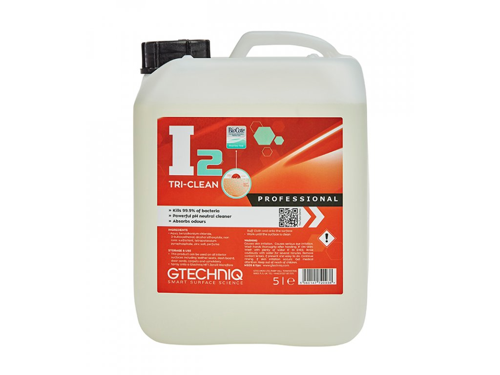 Gtechniq I2 Tri Clean 5L