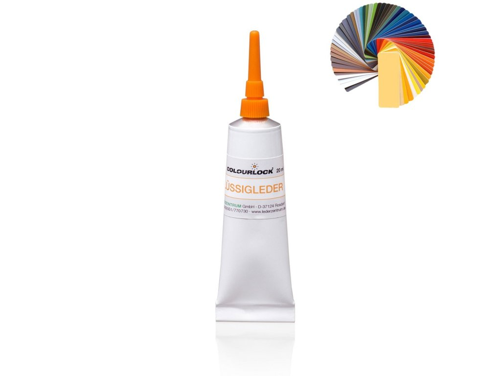 colourlock flussigleder 20ml