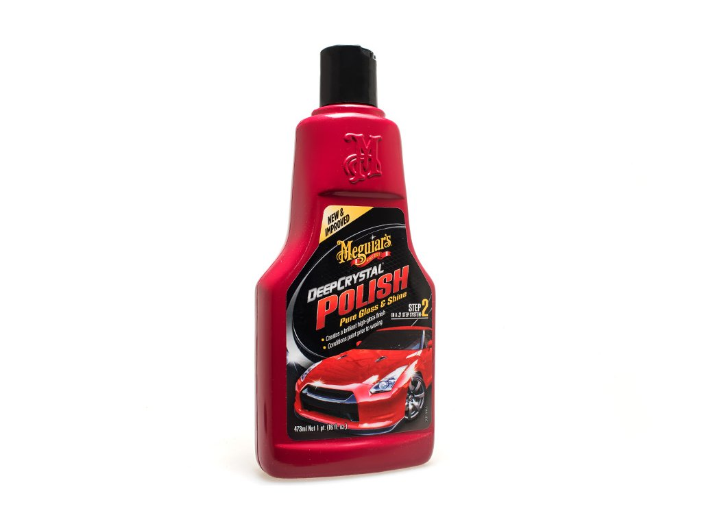 a3116 meguiars deep crystal polish step 2