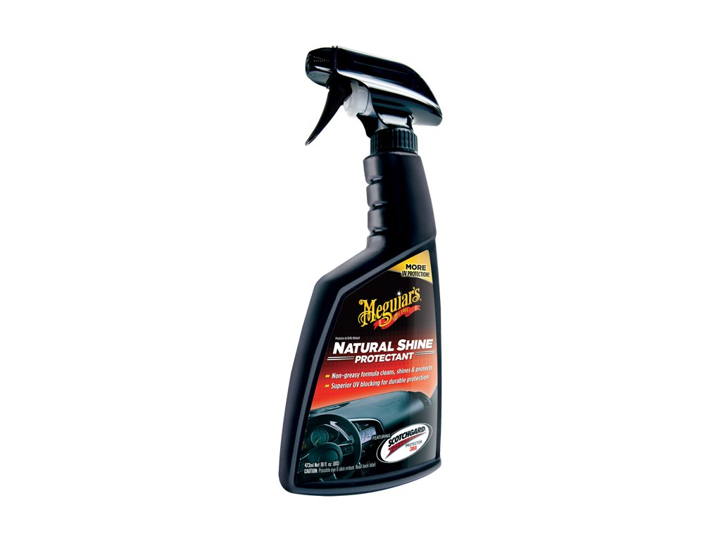 g4116 meguiars natural shine vinyl and rubber protectant