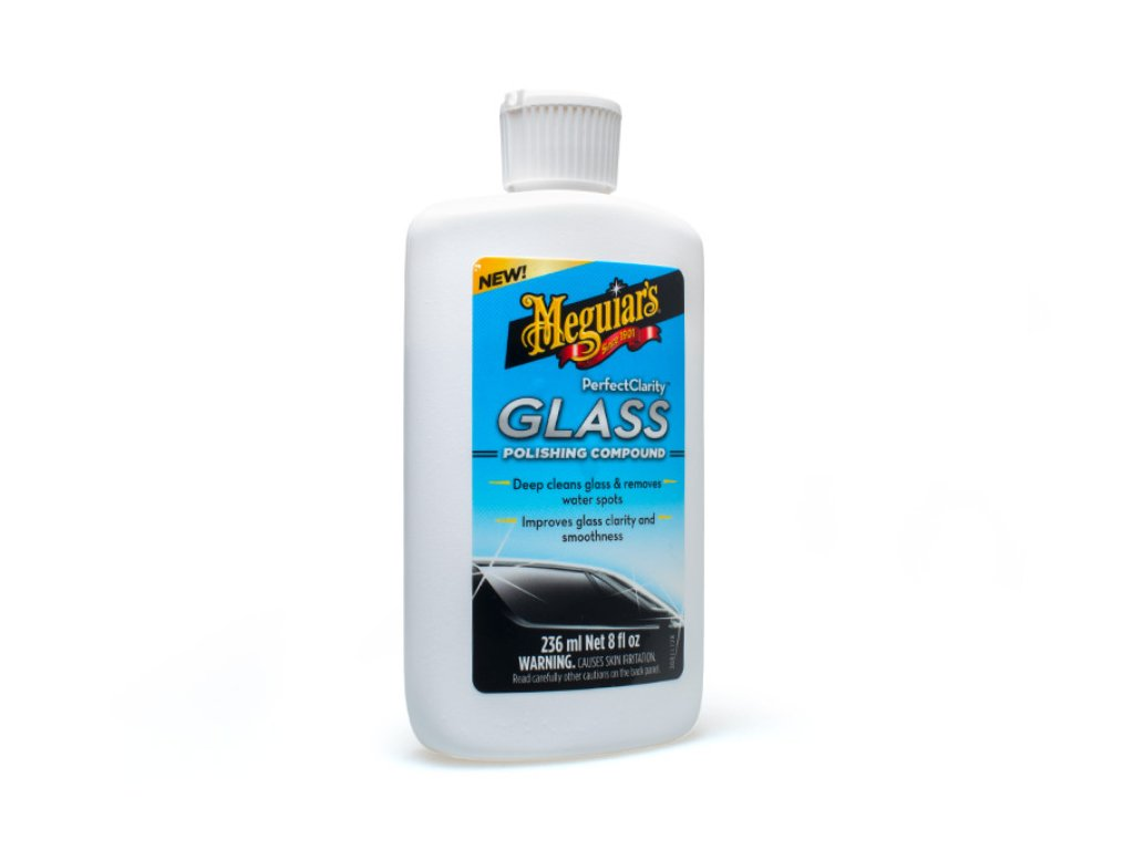 Meguiars Perfect Clarity Glass Polishing Compound lestenka na skla 232 ml 201787133253