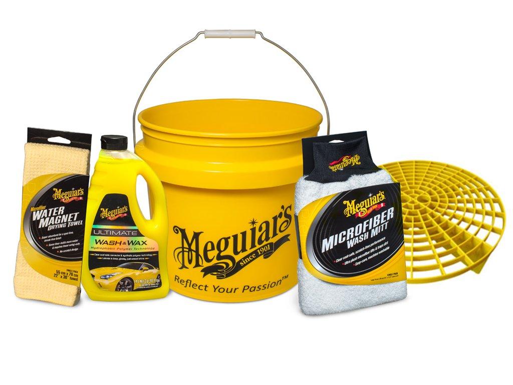 washkit meguiars wash kit
