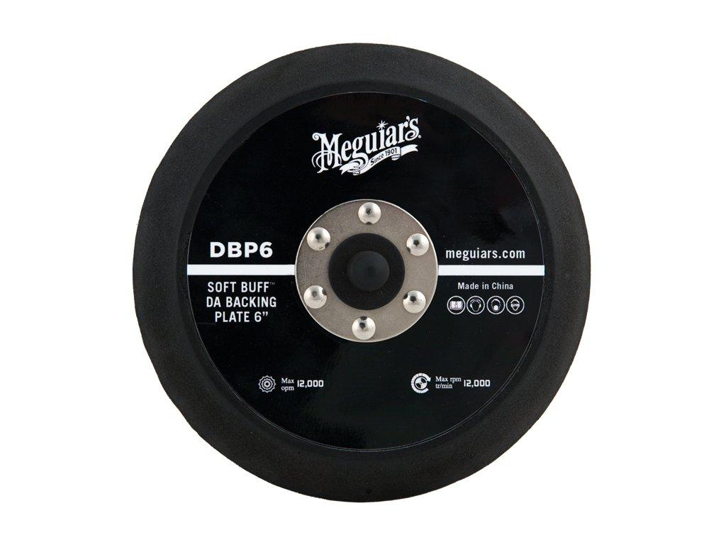 dbp6 meguiars da backing plate 6