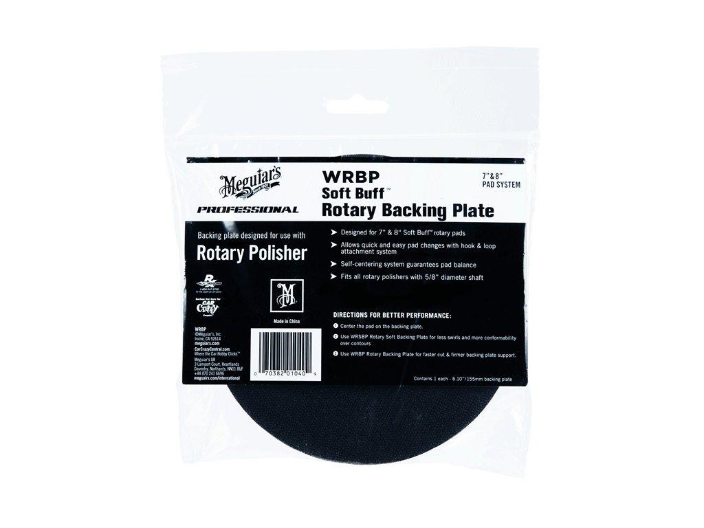 wrbp meguiars soft buff rotary backing plate
