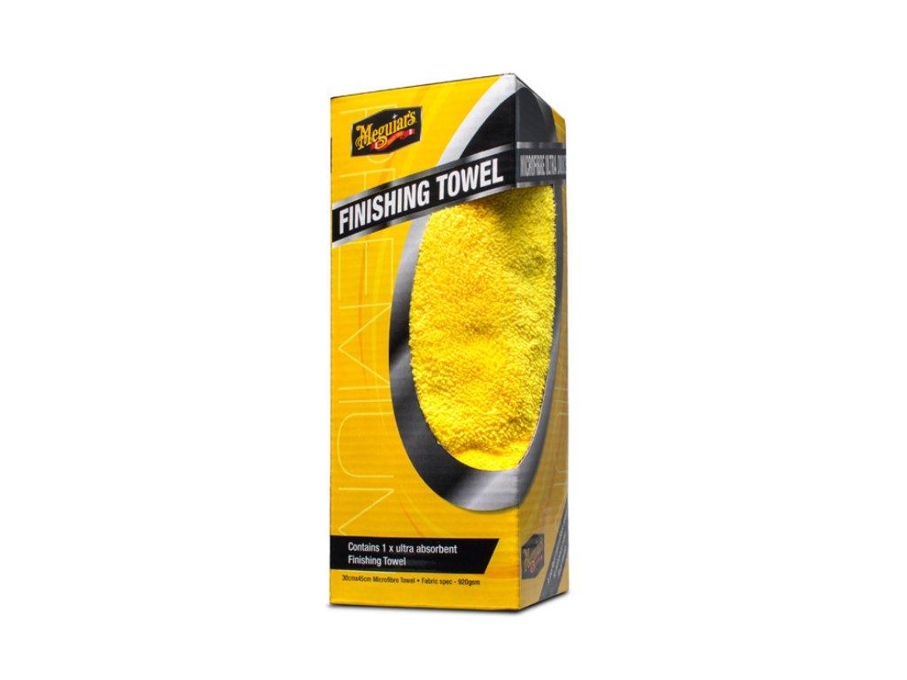 Meguiars Finishing Towel extra husta mikrovlaknova uterka 30 cm x 45 cm 920 g m2 2018214143424