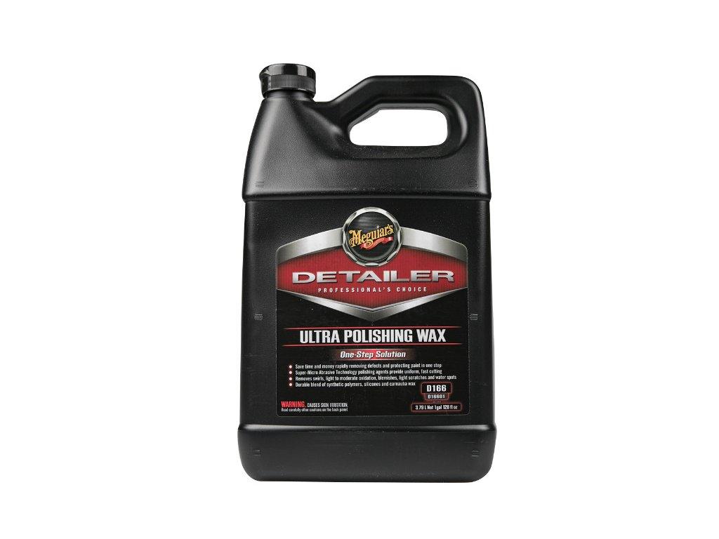 Meguiars Ultra Polishing Wax 379 l profesionalni pasta pro korekci lesteni a voskovani laku v jedinem kroku! 201812416335