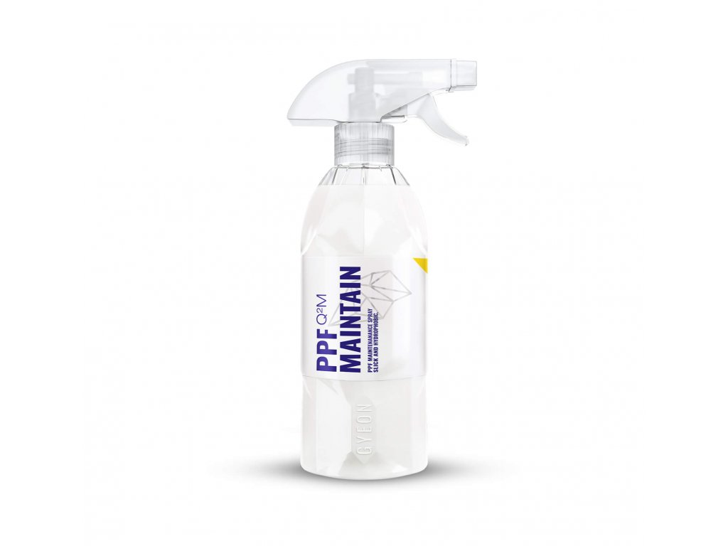 Gyeon Q²M PPF Maintain 1L spray sealant na fólie