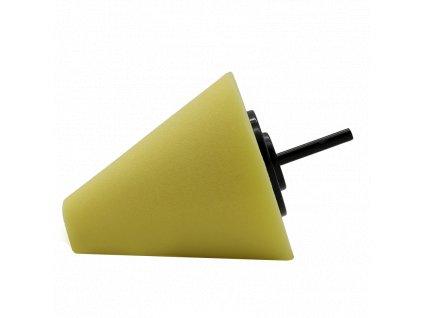 liquid elements polishing cone fine