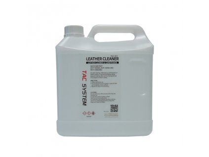 tacsystem leather cleaner 4000