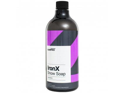 carpro ironx snow soap 1l