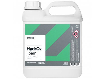 carpro hydro2 foam 4l