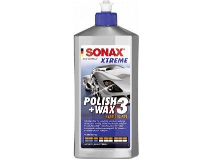 202200 sonax xtreme polish wax 3 npt 500ml