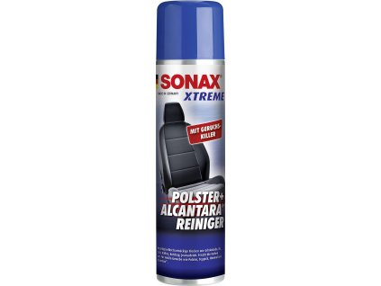 Sonax XTREME Polster & Alcantara Reiniger 400ml pěna na čištění alcantary