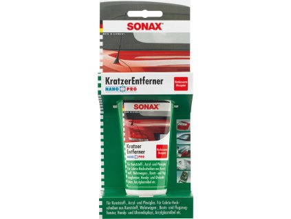 305000 sonax kratzer entferner kunststoff 75ml