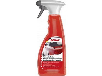 309200 sonax cabrioverdeck reiniger 500ml