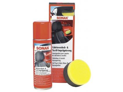310200 sonax cabrioverdeck textilImprägnierung 300ml