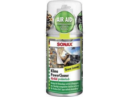 323400 sonax power cleaner airaid green lemon
