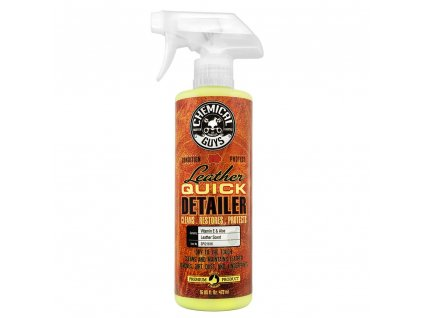 chemicalguys SPI21616 leather quick detailer 473ml