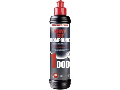 menzerna heavy cut compound 1000 250ml