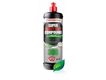 menzerna heavy cut compound 300 greenline 1L