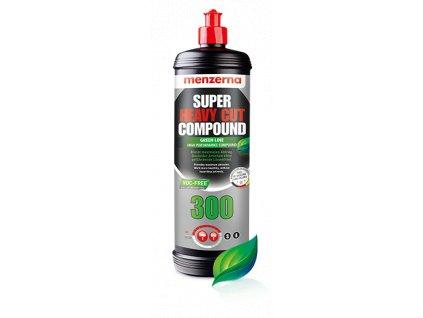 menzerna heavy cut compound 300 greenline 1L