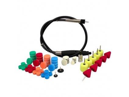 chemicalguys buf 100.3 r m krauss no scratch micro polisher set
