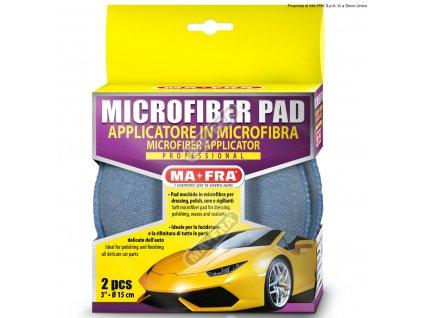 Mafra microfiber pad 2ks