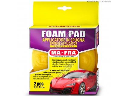 Mafra foam pad 2ks