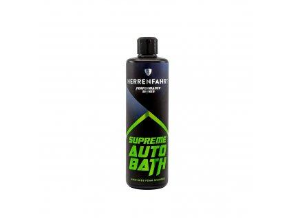 herrenfahrt supreme auto bath autoshampoo