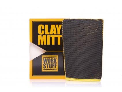 work stuff clay mitt 5