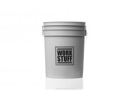work stuff bucket wheels