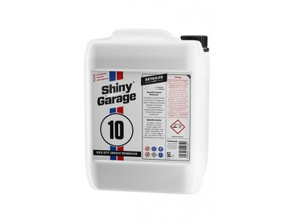 pol pl Shiny Garage Bug Off Insect Remover 5L 162 1