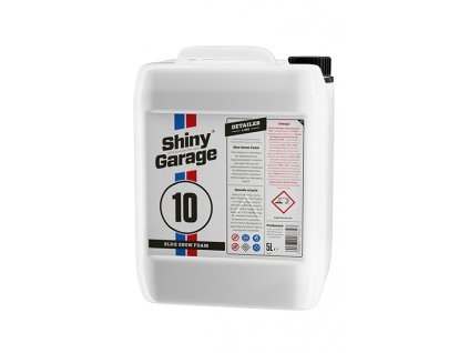 pol pl Shiny Garage Blue Snow Foam 5L 126 1
