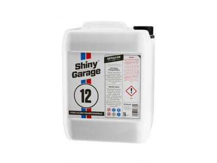 pol pl Shiny Garage Pink Gloss Shampoo Wax 5L 32 1