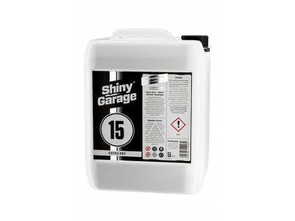 pol pl Shiny Garage Extra Dry Fabric Cleaner Shampoo 5L 137 1